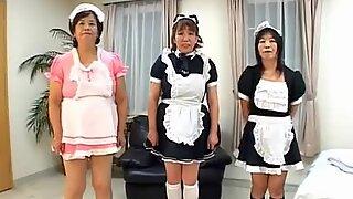 Ебанутые японское бабуля секс