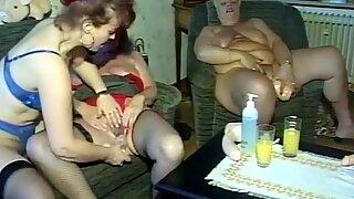 Xxx skupinový s babami