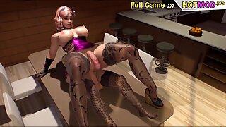 3d son fuck mom GIRL Gameplay