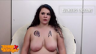 braless vid Review- Avengers: Endgame