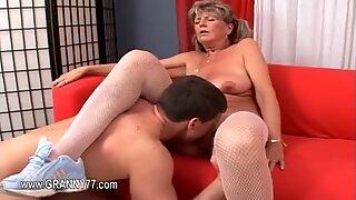 Moderne kærlighed blowjob og hardcore sexing