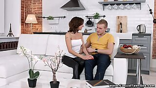 Casual Teen Sex - These students love to fuck